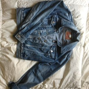 Levi's girl's jean jacket